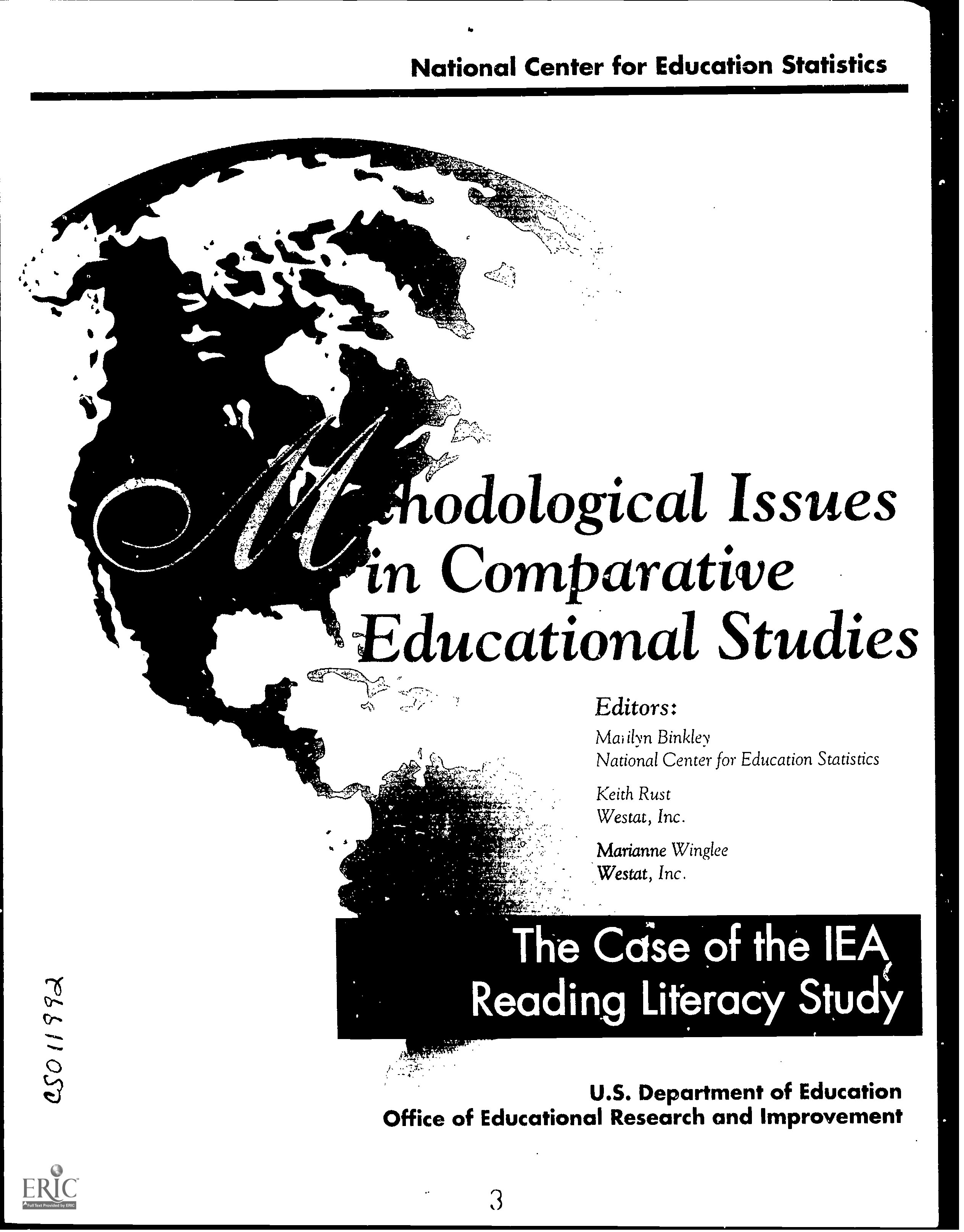 Methodological Issues in Comparative Educational Studies | IEA